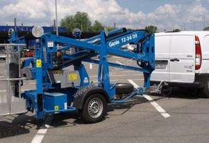 Genie CHERRY PICKER - Trailer Mount