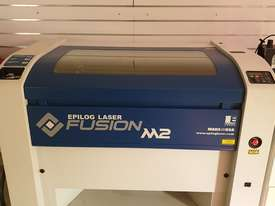 Epilog M2 Fusion dual source laser engraver  - picture0' - Click to enlarge