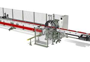 Emmegi VEGAMATIC PUSHER Semiautomatic Cutting Centre
