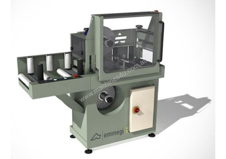Emmegi DUAL SKIN Protective Film Applicator Machine