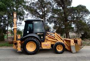 Case 580SR Backhoe Loader Loader