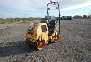 2012 Volvo DD14 Double Drum Vibrating Roller