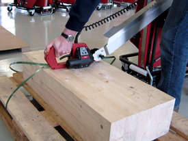 Semi Automatic Pallet Strapping Machine - picture0' - Click to enlarge