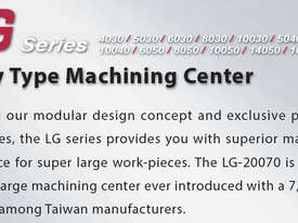 Awea LG Series Gantry Type Machining Centre - picture3' - Click to enlarge
