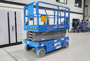 Genie GS2646 - 26' Wide Deck Electric Scissor Lift