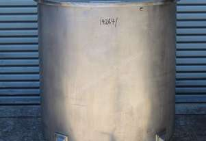 Fallsdell Machinery Stainless Steel Tank