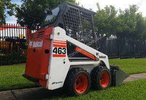 Bobcat 463 Mini Skid steer loader machssl