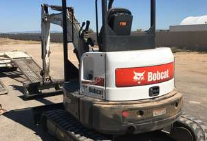 Bobcat   E35 Excavator for sale