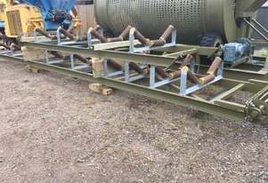 Trough Belt Conveyor 1200 mm x16 m