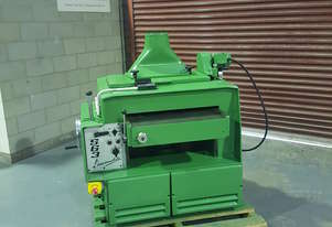 SCM   S63 Thicknesser