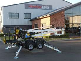 Spider Lift - 12m Knuckle Boom - picture0' - Click to enlarge