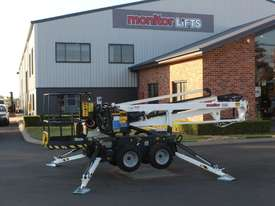 Spider Lift - 12m Knuckle Boom - picture2' - Click to enlarge