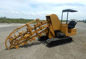 Morooka MT300 Tracked Trencher - MT3002