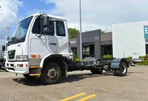 2010 NISSAN UD MK16 Cab Chassis