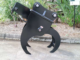 Pipe Grapples for Excavators and Backhoes - picture0' - Click to enlarge