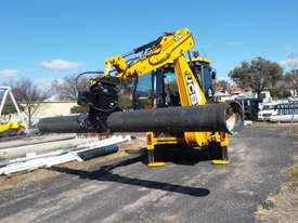 Pipe Grapples for Excavators and Backhoes - picture3' - Click to enlarge