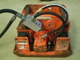 Pnuevibe Compaction Plate - picture0' - Click to enlarge