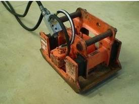 Pnuevibe Compaction Plate - picture1' - Click to enlarge