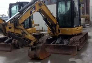Caterpillar CAT 305E2 400mm Pads