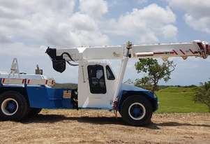 Franna 18 T pick and carry crane