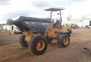Barford   SKR9 Swivel Dumper