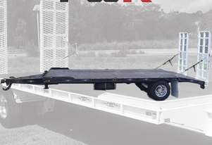 FWR 9T Single Axle Tag Trailer