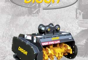 Digga Magnum Mulcher up to 20 T
