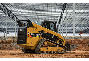 Caterpillar 299D Compact Track Loader