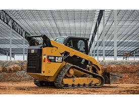 Caterpillar 299D Compact Track Loader - picture0' - Click to enlarge