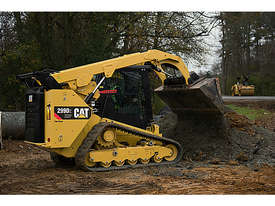 Caterpillar 299D Compact Track Loader - picture3' - Click to enlarge
