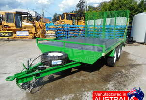 Plant Trailers 4.5 TON Custom build suit Moffett Tailgater ATTPT