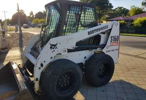 Bobcat   S 160 skid steer