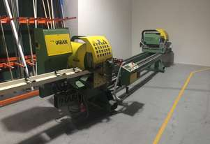 Automatic Double Head Mitre saw