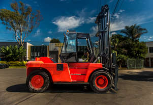 HIRE or SALE - 15T Linde H150-600 Forklift