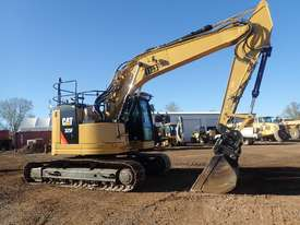 Caterpillar 325F LCR Excavator - picture2' - Click to enlarge