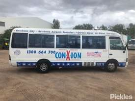 2001 Toyota Coaster 50 Series - picture1' - Click to enlarge