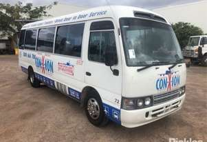 Toyota 2001   Coaster 50 Series
