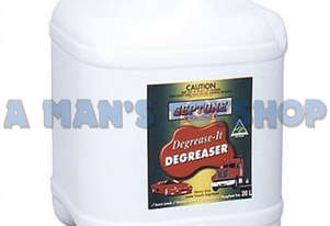DEGREASER 20 LITRE WATER BASE
