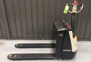 Electric Forklift Walkie Pallet WP Series 2012