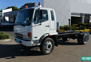 2007 MITSUBISHI FIGHTER FK600 Cab Chassis