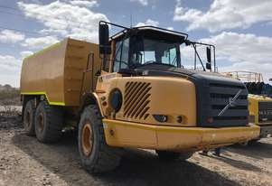 Volvo   A30E Water Cart & Truck