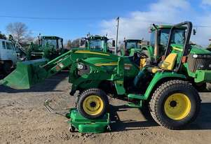 Used Tractor With Front End Loader - Second (2nd) Hand