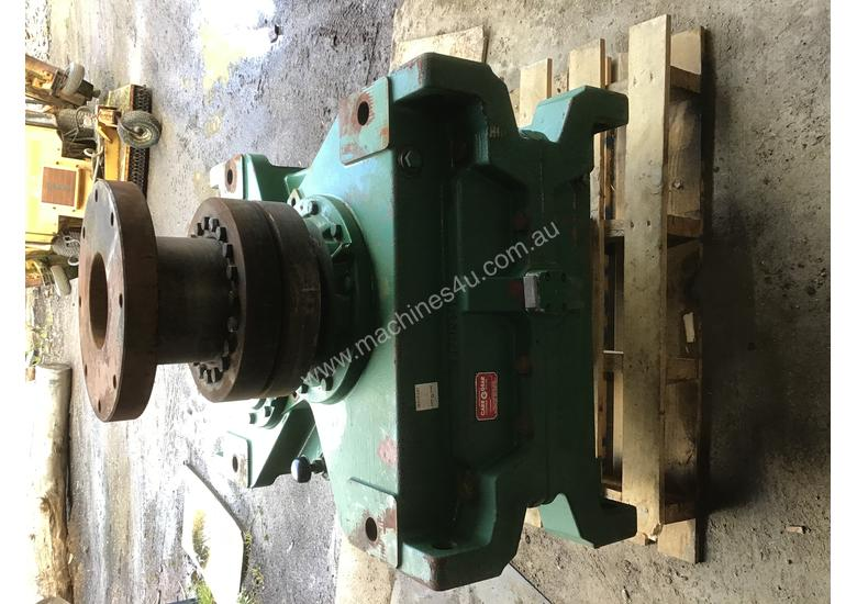 Carr gear 60 to 1 reduction