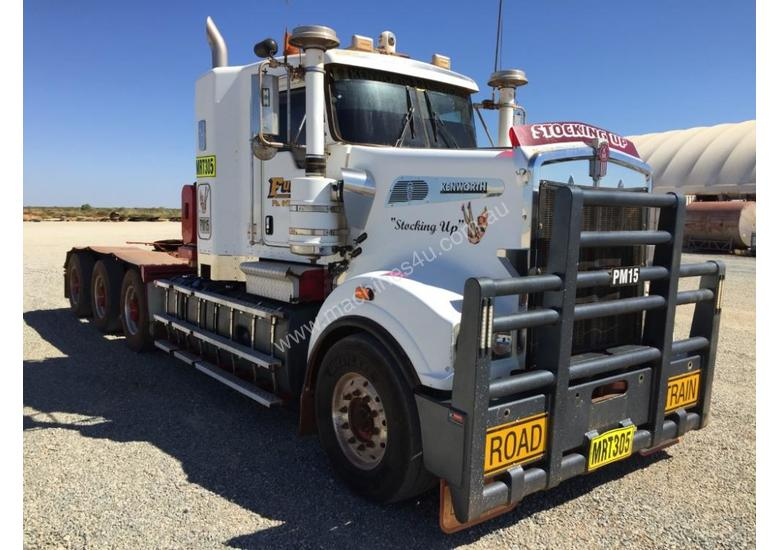 2016 KENWORTH T909 PRIME MOVER