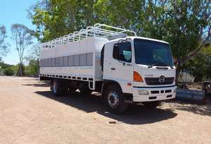 Hino   GH new cattle crate