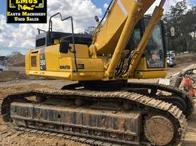 2014 Komatsu PC550LC, excellent cond, low hrs.  MS578 - picture2' - Click to enlarge