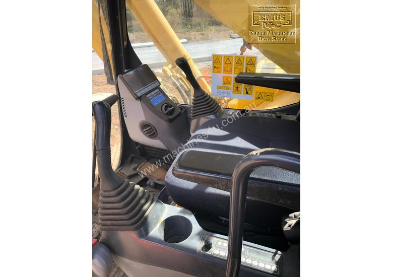 2014 Komatsu PC550LC, excellent cond, low hrs.  MS578