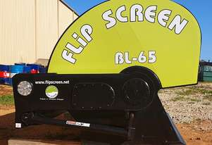 Flipscreen screening bucket BL65