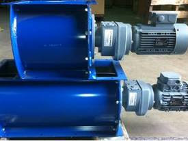 Rotary Valves From Ezi-Duct Saves big $$$ Labour