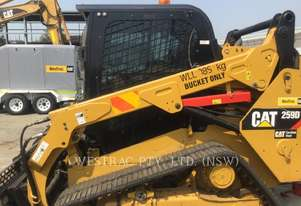 CATERPILLAR 259D LRC Skid Steer Loaders